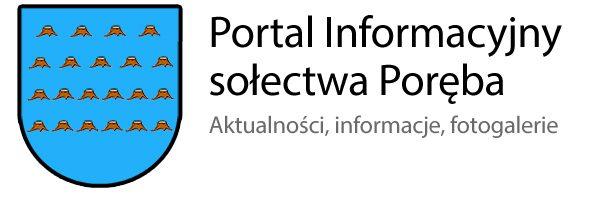 Poręba – portal Informacyjny sołectwa Poręba