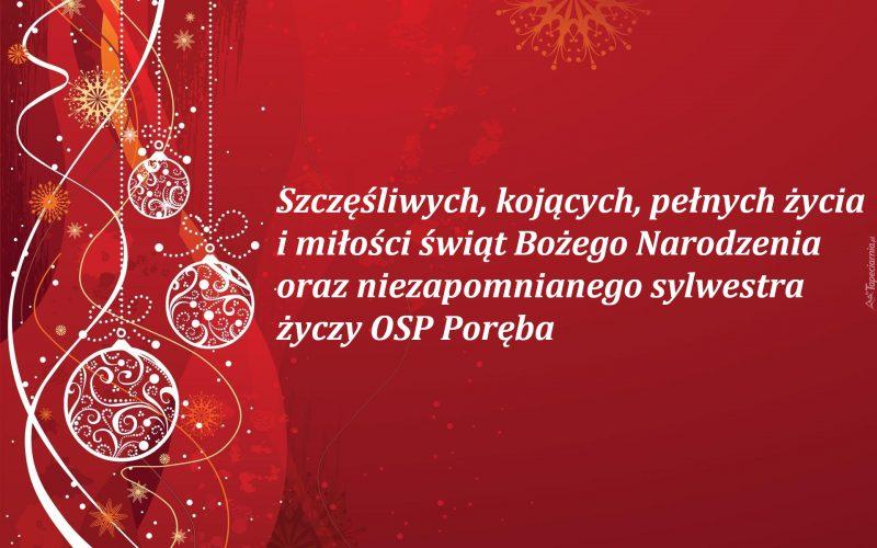Życzenia OSP